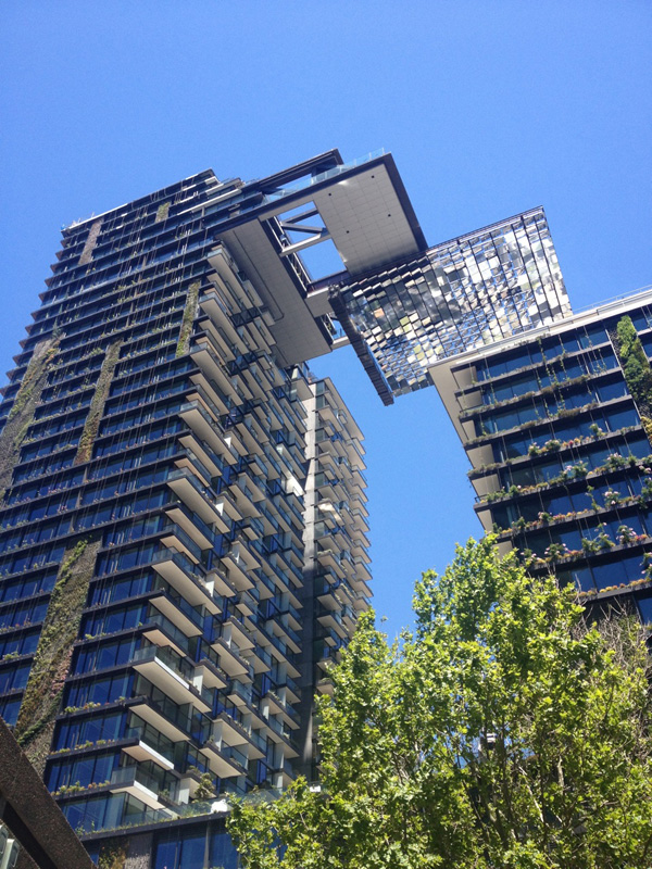Tallest Living Wall in the World - Sydney